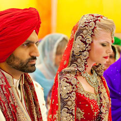 Sikh wedding in Ludhiana - Punjab, India